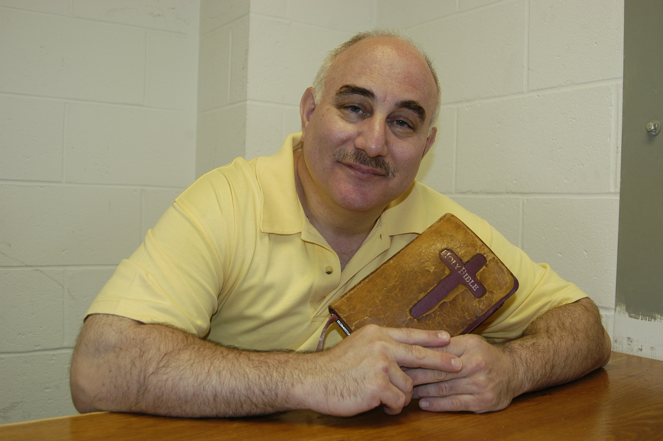 david b holding bible